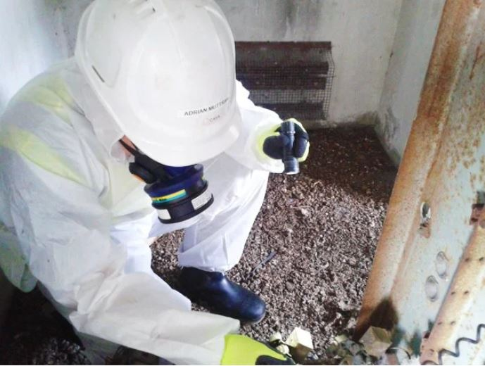 asbestos testing and removal services in NJ.